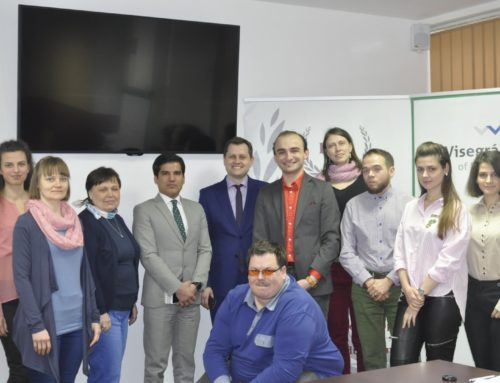 First meeting of VSPS Meets Russia