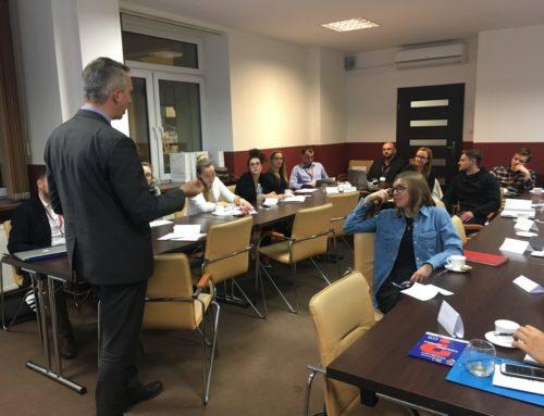 V4 in Europe Warsaw Session